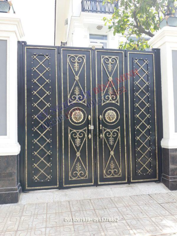Cửa cổng 10