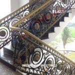 Cầu thang sắt 19