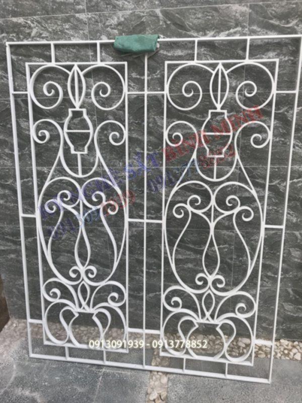 Bông bảo vệ cửa sổ 06