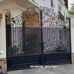 Cửa cổng 21a